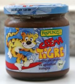 Crema Tiger bio, de Rapunzel