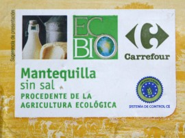Mantequilla carrefour eco