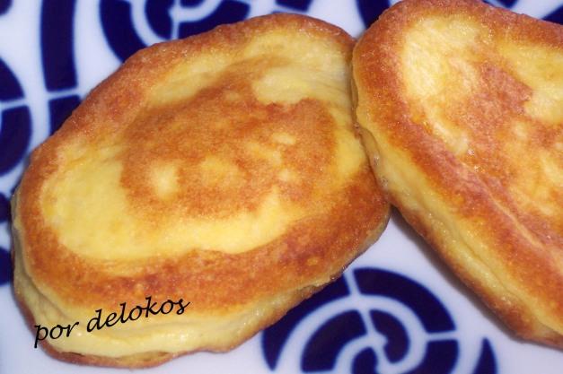 Tortitas de tortilla española