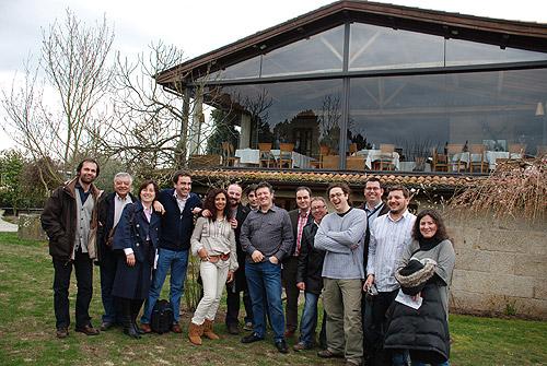 Foto de familia VIII Xantanza, por Sole Felloza