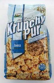 Crunchy de cereales bio, de Barnhouse