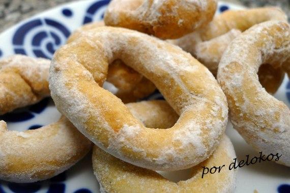 Rosquillas fritas, por delokos