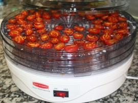 Deshidratador para frutas y verduras