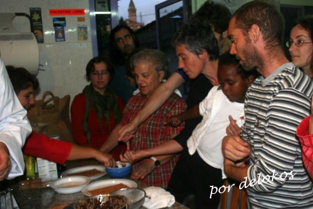 Taller de repostería sin azúcar, por delokos 18/09/2009