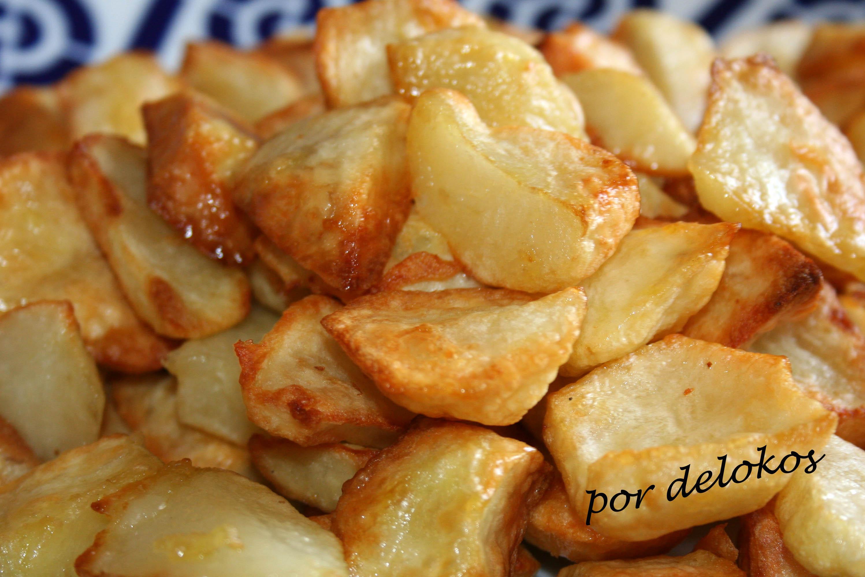 Patatas fritas en horno de convección | Delokos