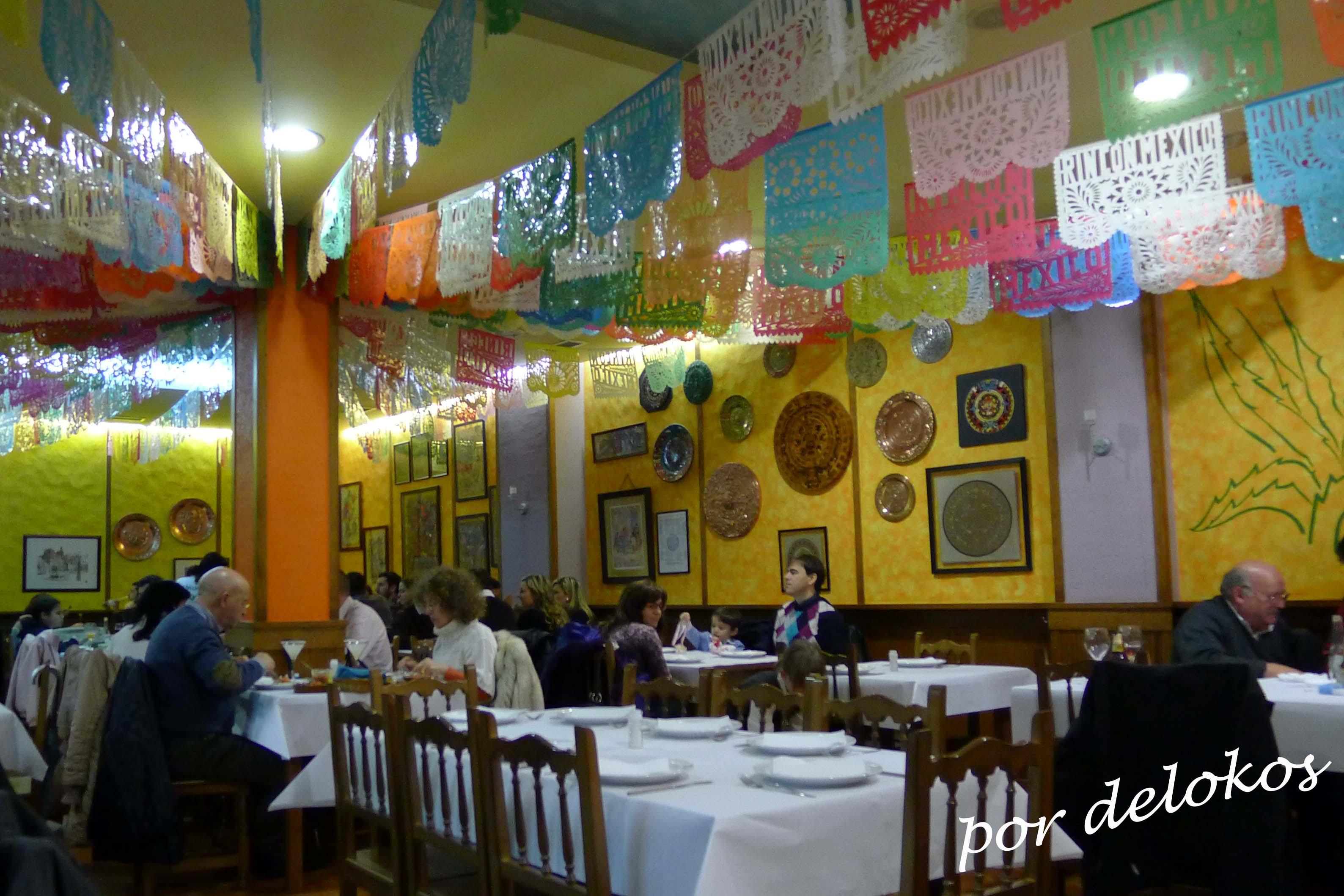 Rinc N Mexicano Pontevedra Delokos