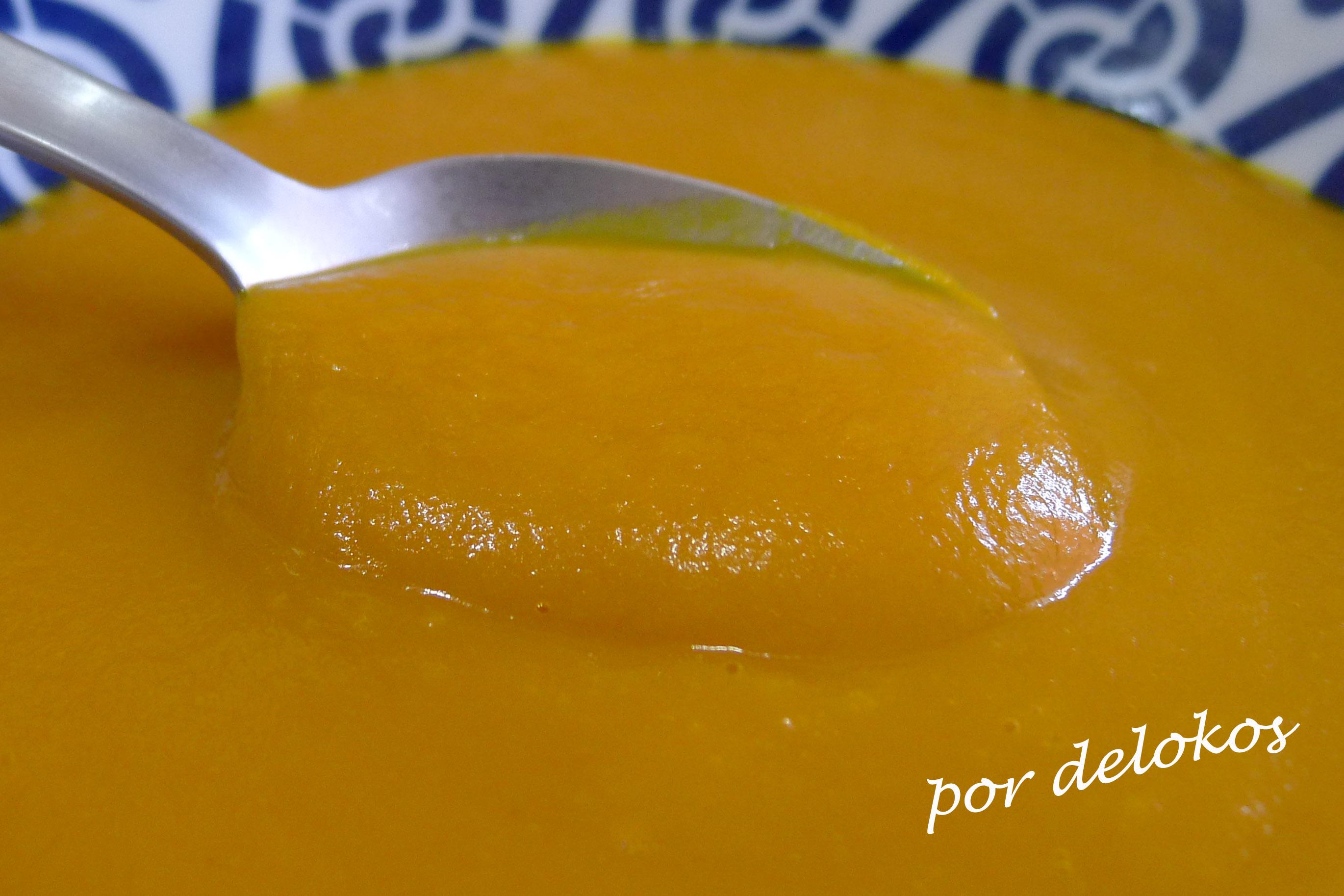 Pur de calabaza delokos - Pure de patatas y calabaza ...