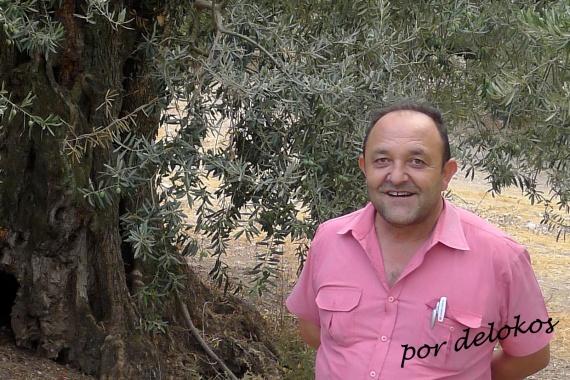 Fermín Rodríguez, gerente de Aceites Vizcántar