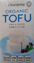 Tofu sedoso bio, de Clearspring