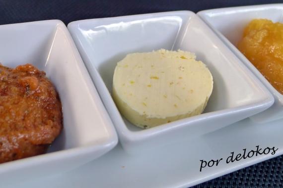 Couvert, restaurante vegetariano Essência, Oporto
