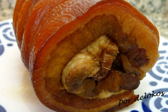Cerdo chashu, por delokos
