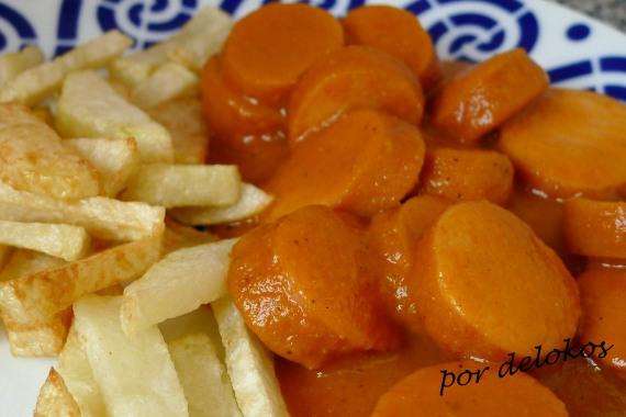 Currywurst, por delokos