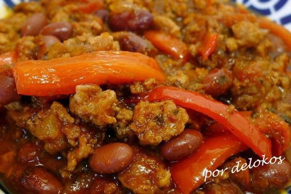 Chili con carne, por delokos