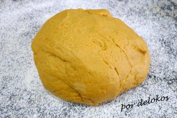 Masa para empanada gallega, por delokos