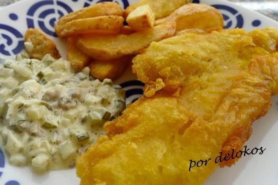 Fish and chips, por delokos